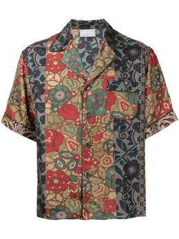 Pierre-louis Mascia рубашка с цветочным принтом ALOESCMC10497119443