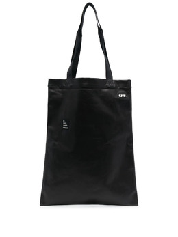 Rick Owens DRKSHDW сумка-тоут Mainline с длинными ручками DU21S2431SBKMH1