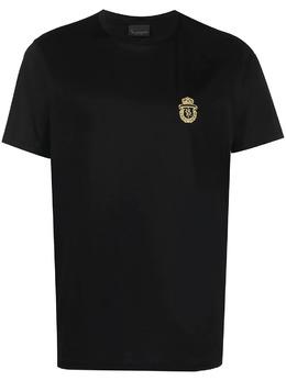 Billionaire футболка с вышивкой IAACMTK5051BTE014N
