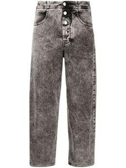 Department 5 джинсы из вареного денима с завышенной талией DP0781TS0008