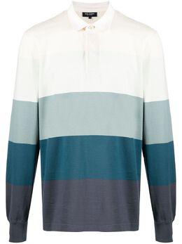 Ron Dorff рубашка-регби в полоску 11SW1706