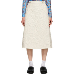 Stussy Off-White Quilted Ritters Skirt 211209