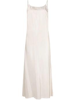 Uma Wang платье-комбинация миди UW5091V35S1