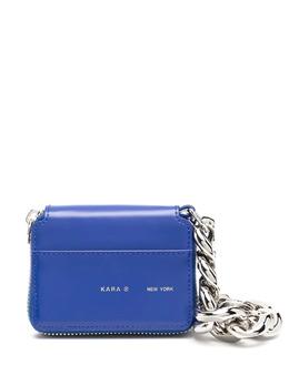 Kara мини-сумка с логотипом SLG46A4022
