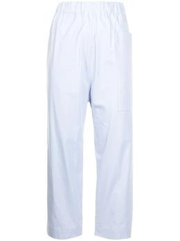 Sofie D'hoore брюки прямого кроя PUNCHCOSY