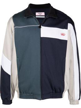 Martine Rose спортивная куртка со вставками MR122G