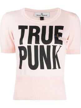 Vivienne Westwood футболка True Punk 87082504720