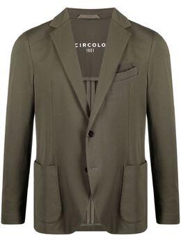 Circolo 1901 однобортный пиджак CN2965