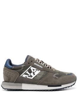 Napapijri кроссовки с камуфляжным принтом NP0A4ES3COFC1