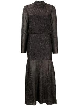 Victoria Beckham платье с открытой спиной 1121KDR002319A