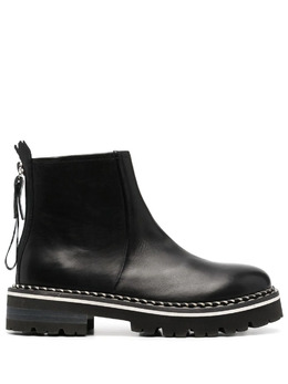 Agl ботинки с контрастной строчкой D716580BJKS076