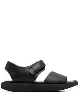 Paloma Barcelo сандалии на липучках JARINAPASOFT