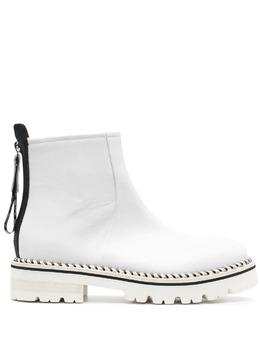 Agl ботинки с контрастной строчкой D716580PJKS076