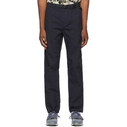Norse Projects Navy Packable Luther Cargo Pants N25-0330