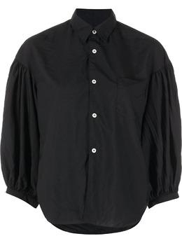 Comme Des Garcons Comme Des Garcons рубашка с драпировкой RGB027051