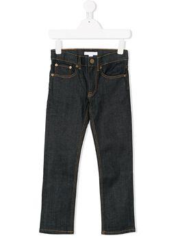 Burberry Kids прямые джинсы 4063492