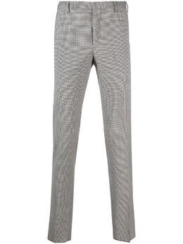 Pt01 клетчатые брюки строгого кроя KFZEZ00CL1MA99