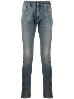 Represent узкие джинсы средней посадки M0704386