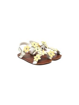Pepe сандалии с цветочной аппликацией 150F