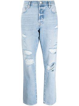 Frame прямые джинсы средней посадки LSLJ207
