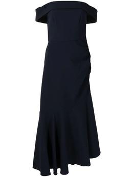 Sachin & Babi платье Lily с открытыми плечами S21D01