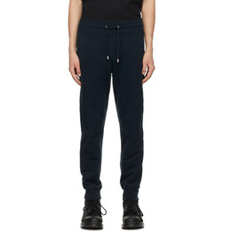 Belstaff Navy French Terry Lounge Pants 71100445