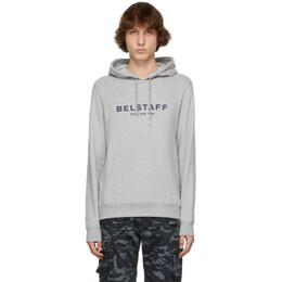 Belstaff Grey 1924 Hoodie 71130675