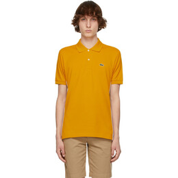 Lacoste Yellow Ricky Regal Edition L.12.12 Polo PH1685-51