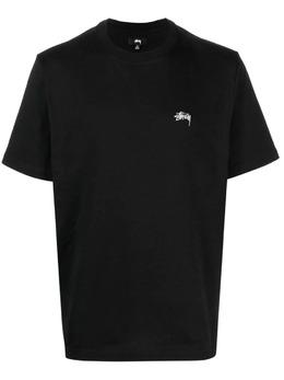 Stussy футболка с логотипом 1140241