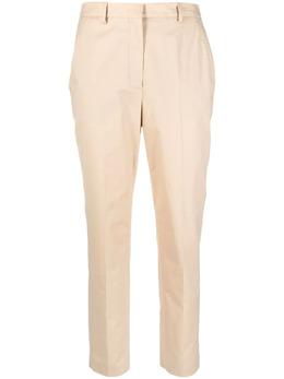 Incotex узкие брюки строгого кроя 171832D6202