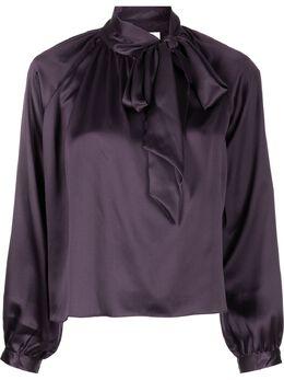 Michelle Mason блузка с бантом M2867C