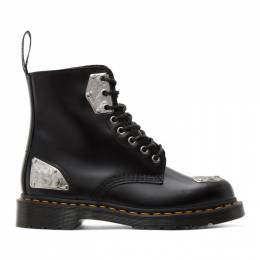 Dr. Martens Black King Nerd Edition 1460 Boots 26507001