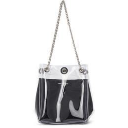 Junya Watanabe Transparent PVC Shoulder Bag JG-K201-051