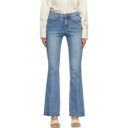 Low Classic Blue Boot Cut Jeans LOW21SS_JN05DE