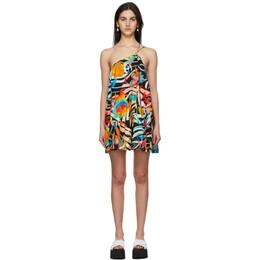 Collina Strada Black Triangle Dress XX4389