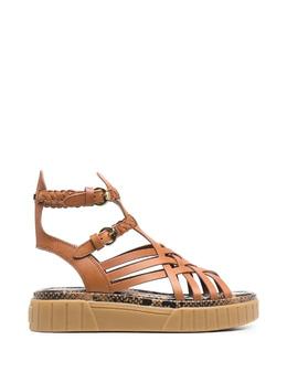 Sam Edelman сандалии с ремешками SESGEANAH5755L2