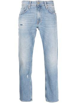 Department 5 джинсы скинни с эффектом потертости UP5122DS0001