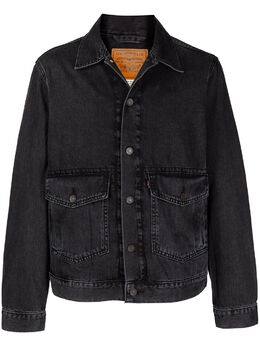 Levi's джинсовая куртка At Work Trucker 524940005