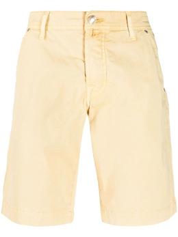 Jacob Cohen шорты с декоративным платком J6613COMF06510