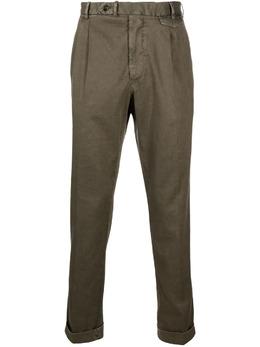 Dell'oglio брюки чинос со складками PALATINODSE1834