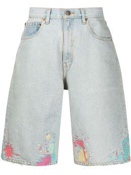 Levi's: Made&Crafted шорты с вышивкой C193300002