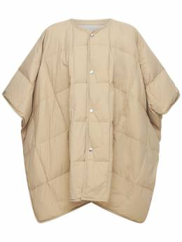 Recycled Nylon Down Jacket Jil Sander 73I0HU018-Mjcx0