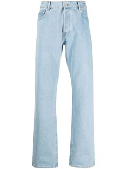Officine Generale прямые джинсы Kurt S21M5PT754