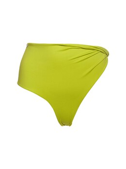 Matte Bikini Bottoms The Attico 73IYFM007-MDgw0