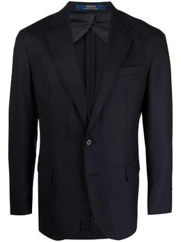 Polo Ralph Lauren пиджак с заостренными лацканами 715768603