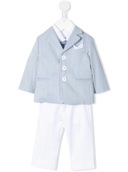 Marcelo Burlon Kids Of Milan костюм из четырех предметов MN5657534113