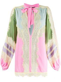 Amen блузка с кружевом AMS21207