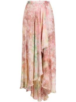 Mes Demoiselles длинная юбка асимметричного кроя 21SMMDPW00013