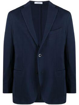 Boglioli однобортный пиджак N1102EBTC009