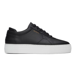 Axel Arigato Black and Off-White Platform Sneakers 27084